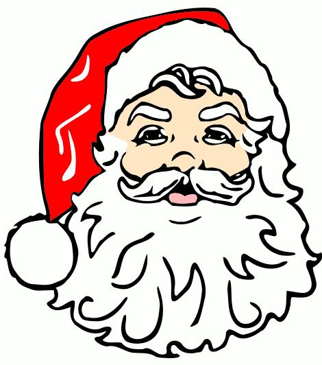 Free santa claus clipart public domain christmas clip art 7