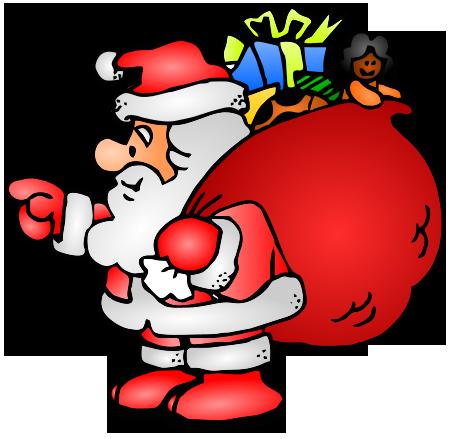 Free santa claus graphics page 2 clip art