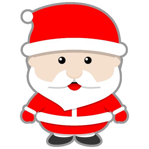 Santa claus clip art  5