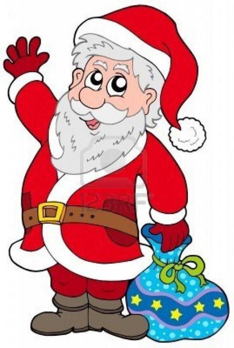 Santa claus games clipart free clip art images