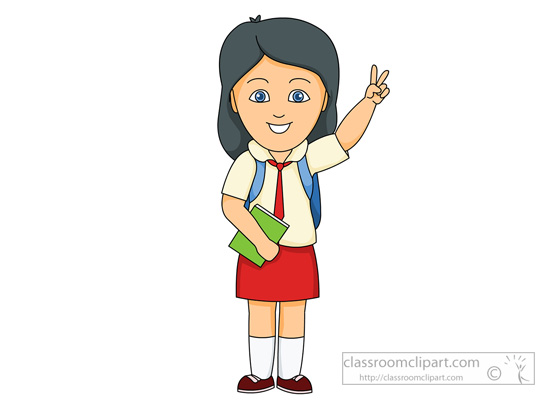 Student clipart 2