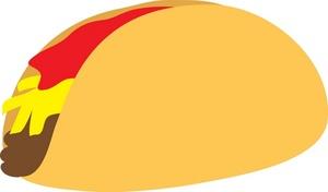 Taco clipart image taco