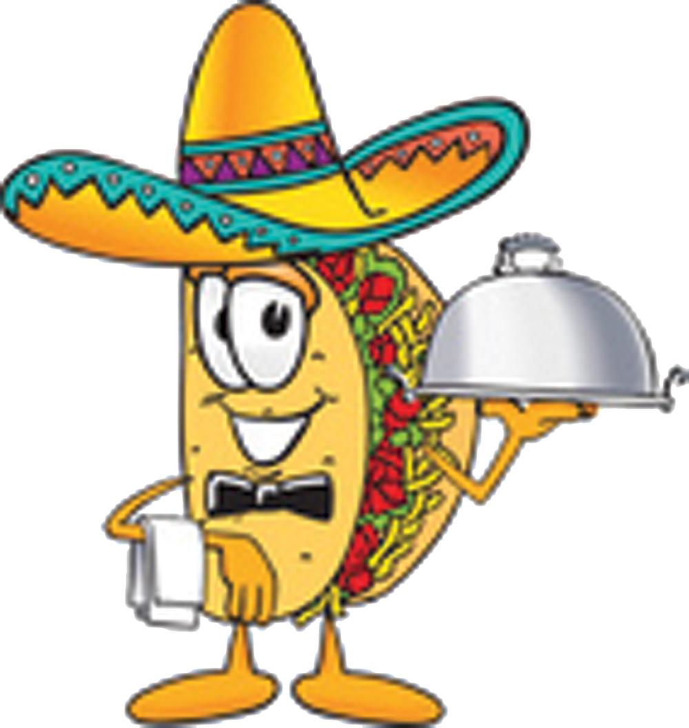 Taco night clipart