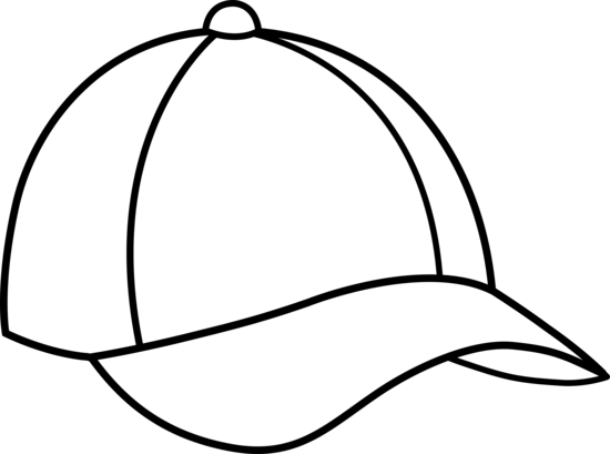 Baseball cap clipart 0 baseball hat clipart free 2