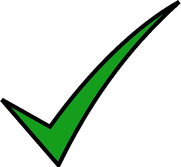 Check mark clip art at vector clip art 2