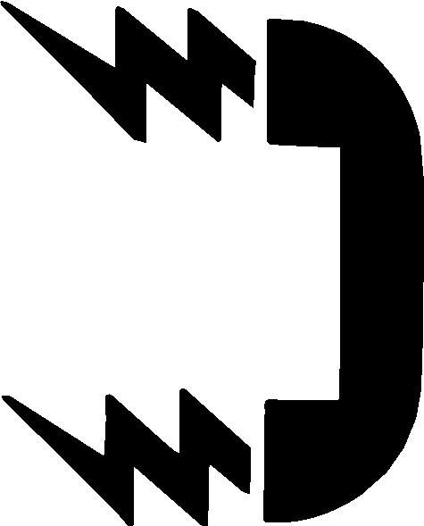 Clip art clip art telephone 2