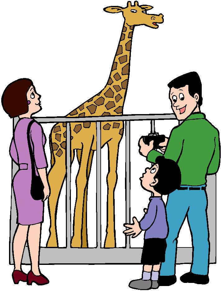 Clip art clip art zoo