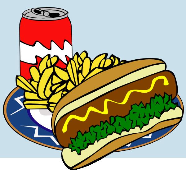 Clip art lunch clipart
