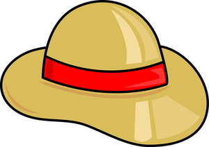 Hat clipart image safari hat