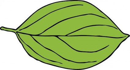Leaves leaf clip art free vector in open office drawing svg svg 3