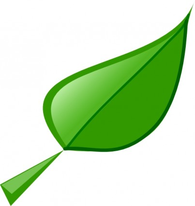 Leaves leaf clip art free vector in open office drawing svg svg