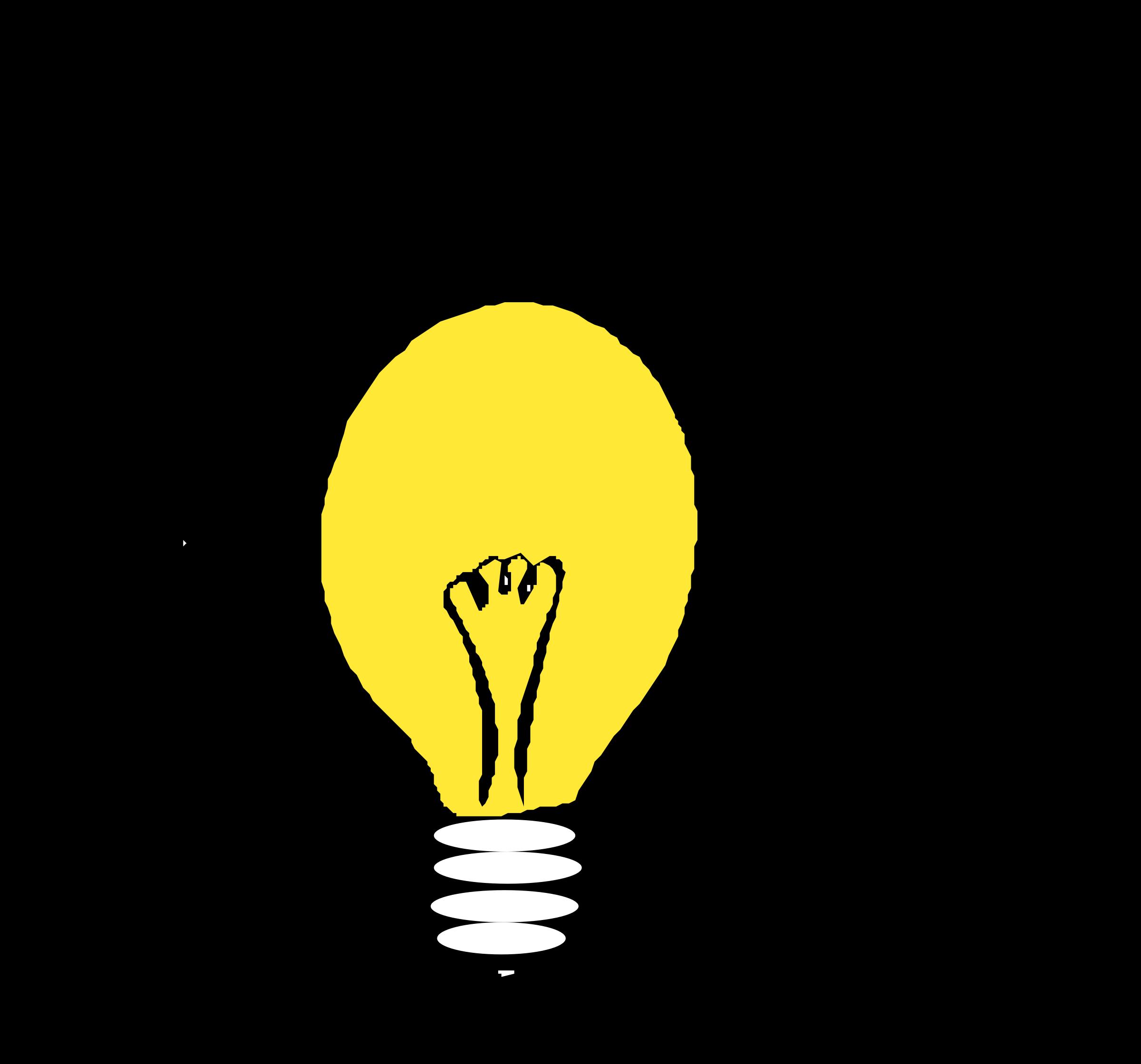 Lightbulb clipart 2