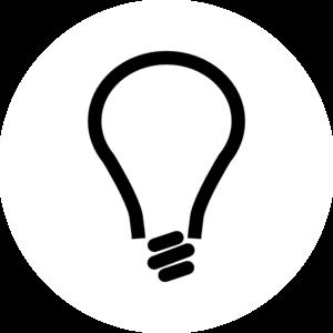 Lightbulb clipart 3