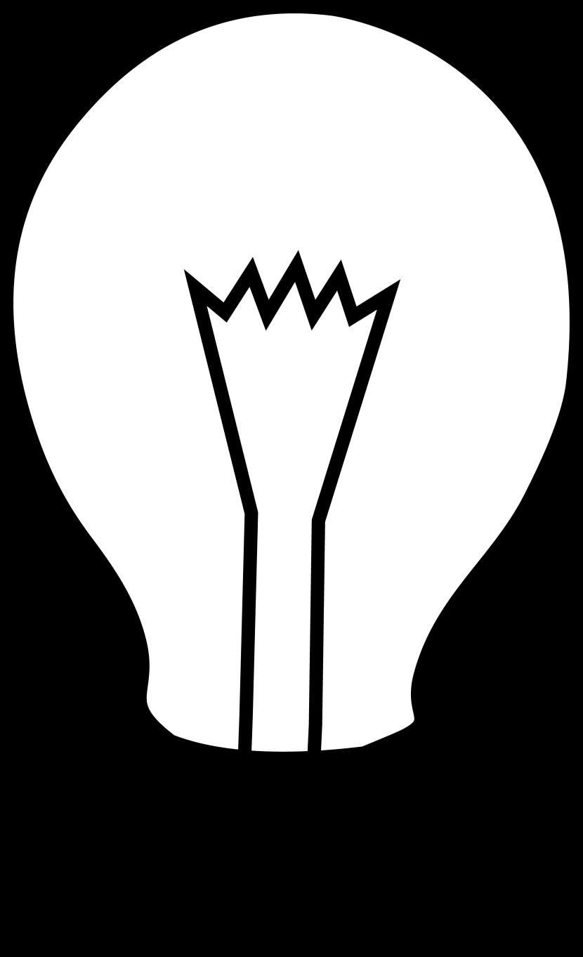 Lightbulb clipart 4