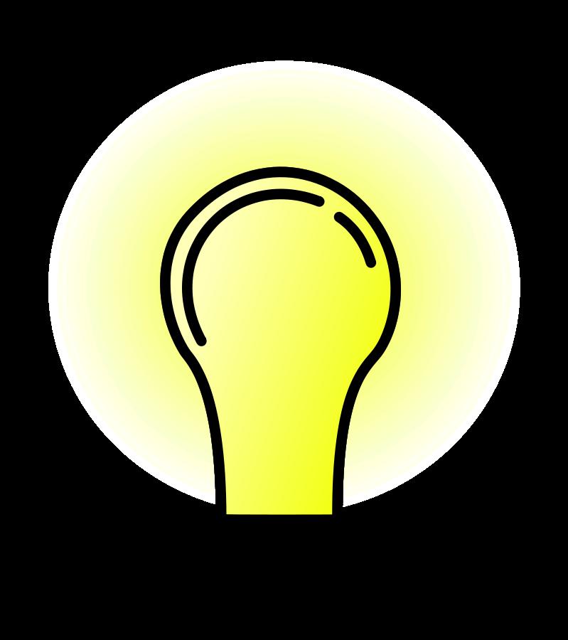 Lightbulb light bulb clip art 3