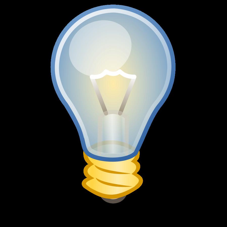 Lightbulb light bulb clip art 8