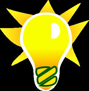 Lightbulb light bulb clip art at vector clip art
