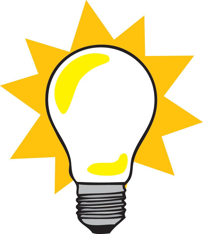 Lightbulb light bulb clip art