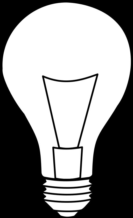 Tiny light bulb lightbulb clip art clipart pictures 3