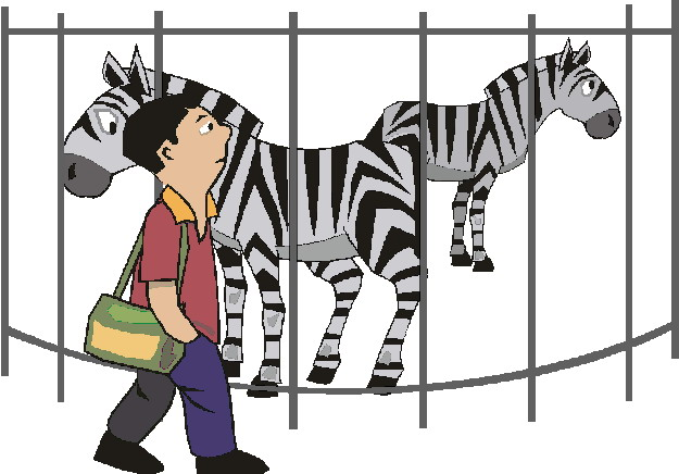 Zoo clipart 3