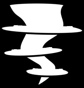 Animated tornado clip art clipart 2
