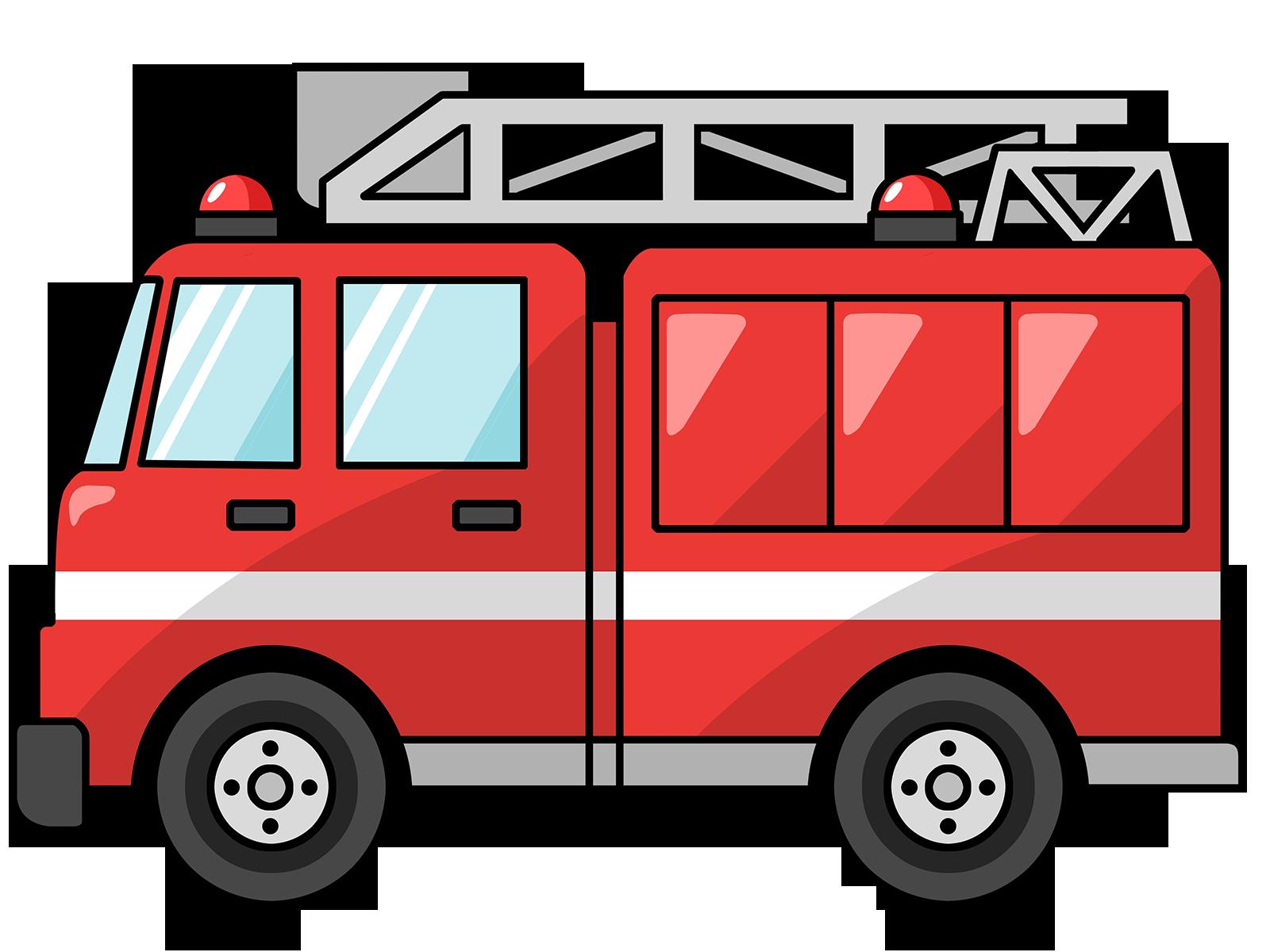 Fire truck clip art  2