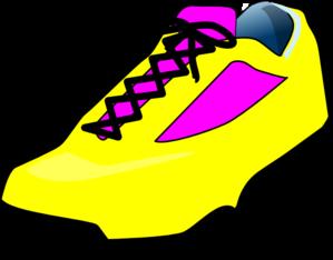 Free clip art shoes clipart