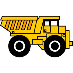 Free dump truck clipart clipart