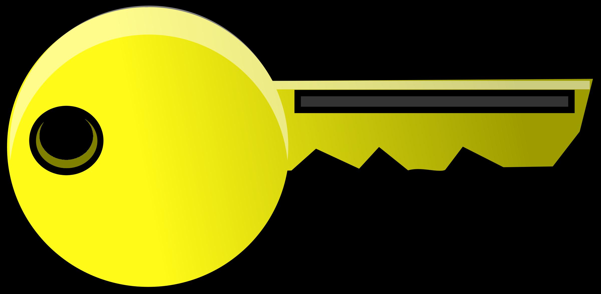 Key clip art 3