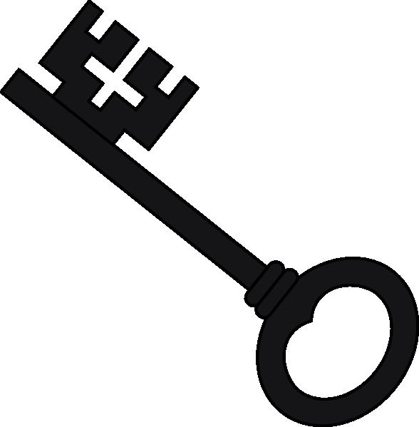 Key clip art 4
