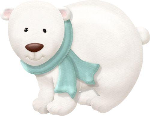 Polar bear cutepictures nitwit eskimo clipart