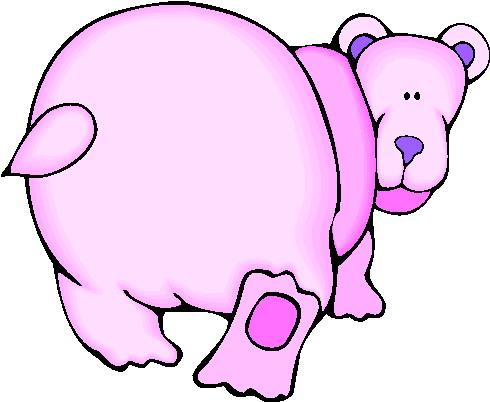 Polar bears clip art 5