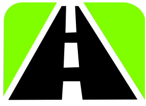Road clip art at vector clip art free 3