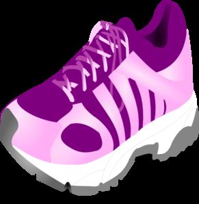 Running shoe clip art at vector clip art 2