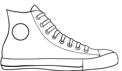 Shoe clipart 2