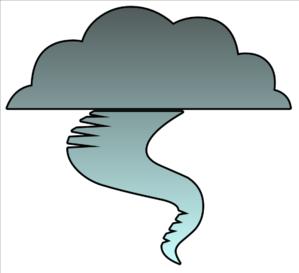 Tornado clip art clipart 2