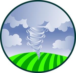 Tornado clip art clipart