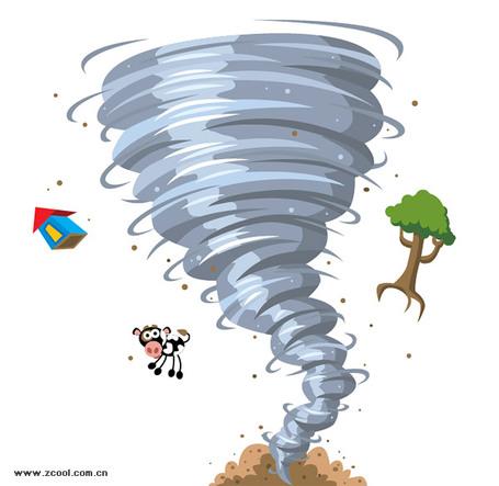Tornado clip art vector tornado 9 graphics