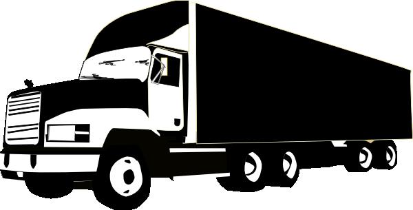 Truck clip art at vector clip art free