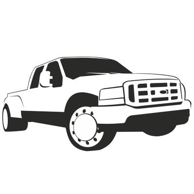 Truck clip art vector truck graphics