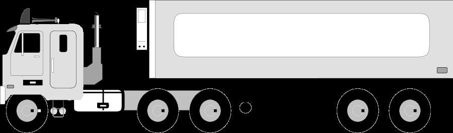 Truck vector clipart