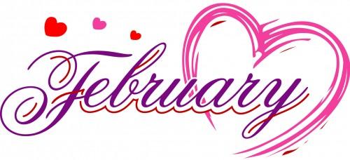 February clip art 2