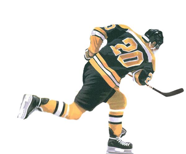 Free hockey clipart 2