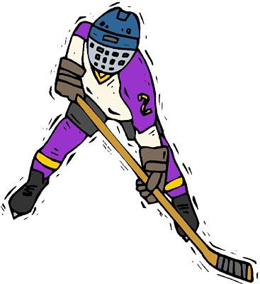 Free hockey clipart clipart