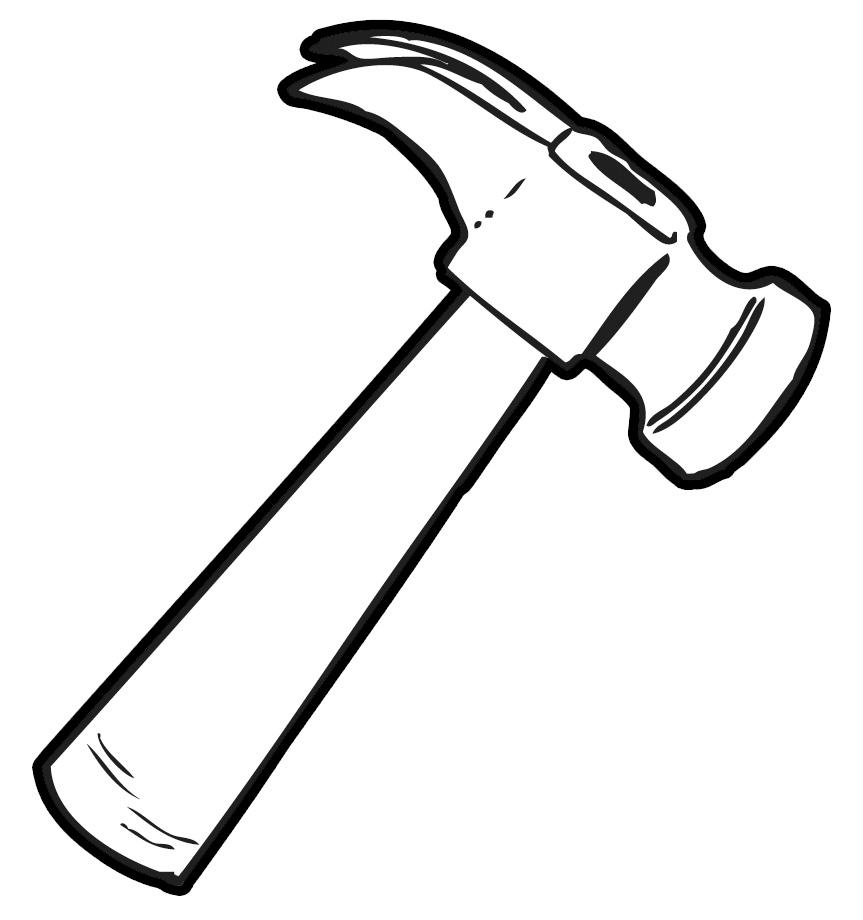 Hammer clipart clipart