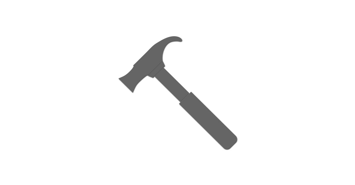 Hammer clipart vector and free download the graphic cave