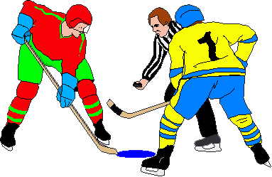 Hockey clip art  2