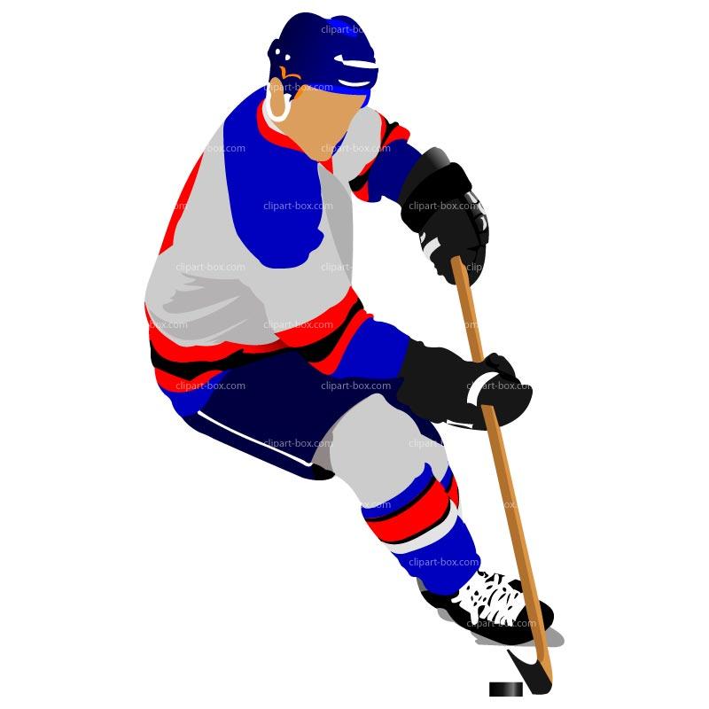 Hockey in bay ridge brooklyn field and ice clipart