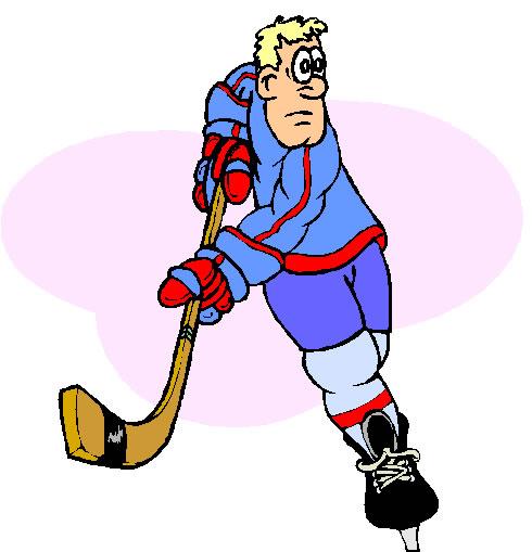Ice hockey clip art hocky