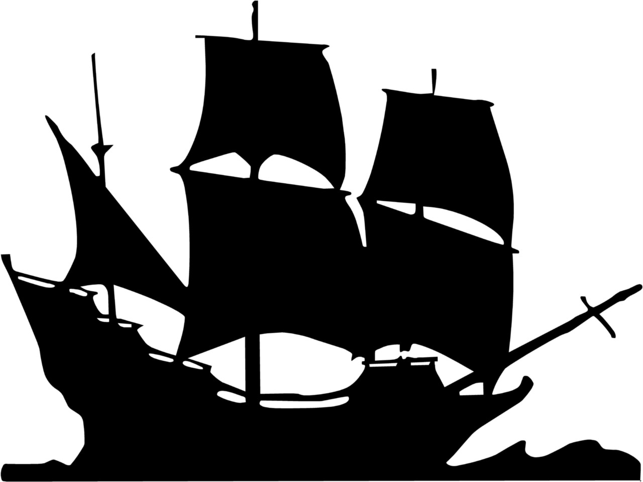 Pirate ship clip art clipart free clipart microsoft clipart